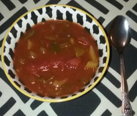 Bowl of Soup 5-14-17